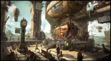Imagen de Lo nuevo de los creadores de Wasteland 3 podría ser un RPG con estética steampunk