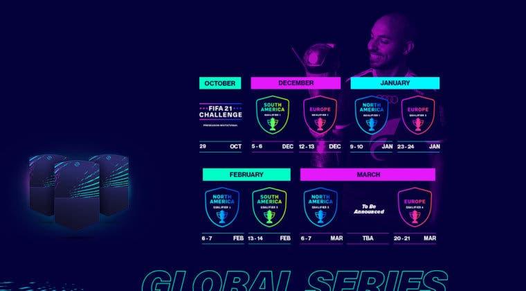 Imagen de FIFA 21 Global Series: fecha y hora del primer evento en el que podemos conseguir un token FGS (son canjeables por sobres gratuitos)