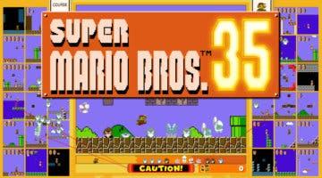 Imagen de Super Mario Bros. 35: Las principales claves para saber jugar