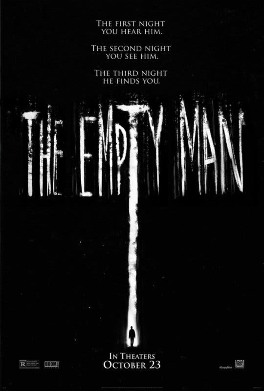 The empty man