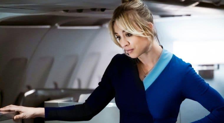 Imagen de The Flight Attendant: sorprendente primer tráiler de lo nuevo de Kaley Cuoco para HBO Max