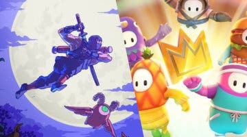 Imagen de Fall Guys anuncia su próxima skin en colaboración con The Messenger