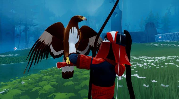 Imagen de The Pathless se lanzará también en formato físico para PS5