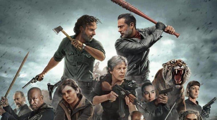 Imagen de The Walking Dead podría tener un spin off en forma de serie animada