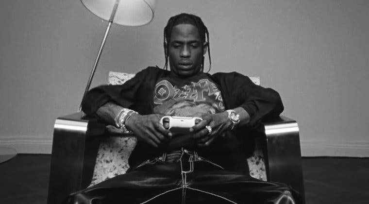 Imagen de El rapero Travis Scott se une oficialmente a la familia PlayStation