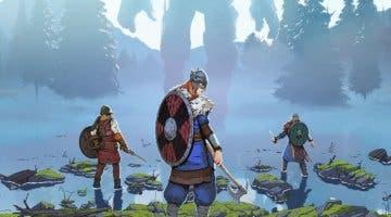 Imagen de Tribes of Midgard se deja ver en un nuevo gameplay