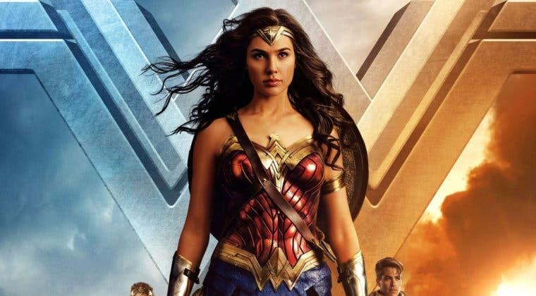 Imagen de Así son las esperanzadoras primeras críticas de Wonder Woman 1984