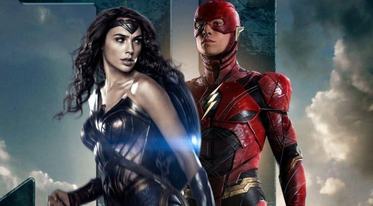 Imagen de Wonder Woman podría aparecer en la película de Flash
