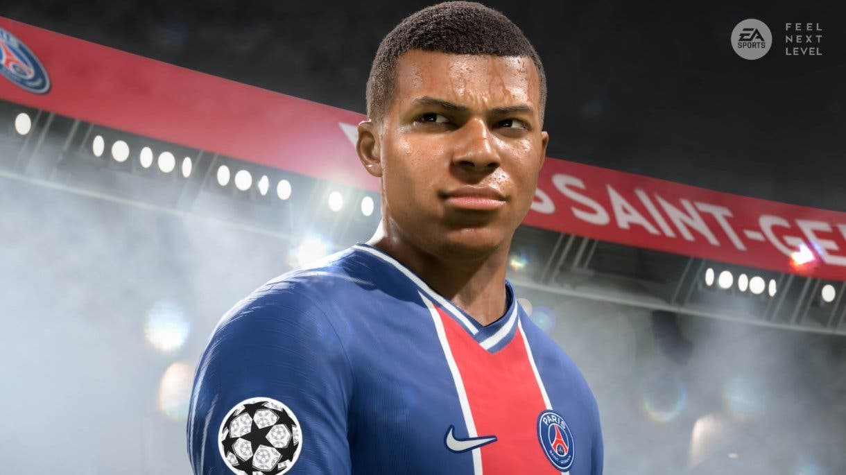 FIFA 21 Ultimate Team Kylian Mbappé next-gen PS5 Xbox Series X|S