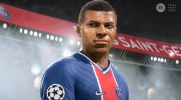 Imagen de FIFA 21: así luce Kylian Mbappé en PS5 y Xbox Series X|S