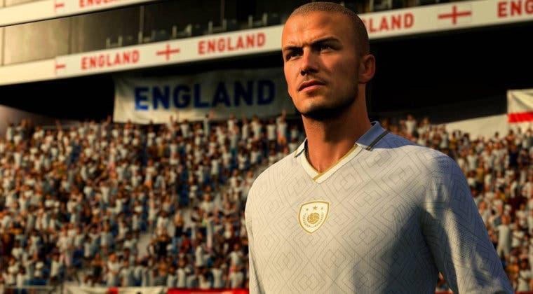 Imagen de FIFA 21: predicción de las etapas y momentos de David Beckham Icono