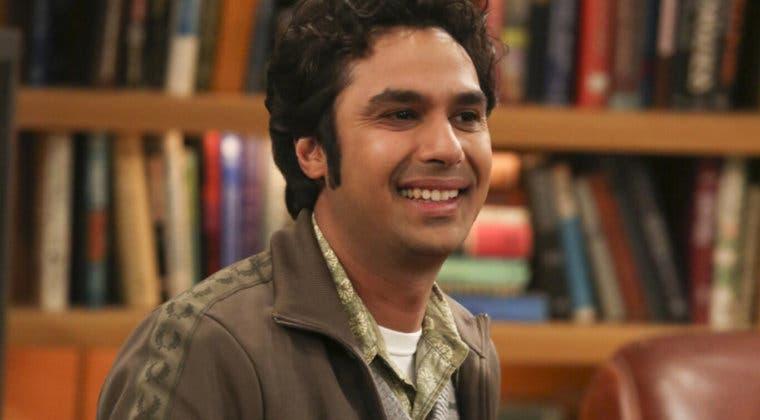 Imagen de El espectacular cambio físico de Kunal Nayyar, Raj en The Big Bang Theory
