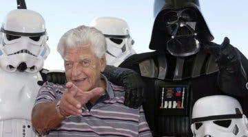 Imagen de Muere David Prowse. el encargado de dar vida a Darth Vader