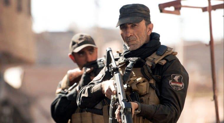 Imagen de Explosivo tráiler de Mosul, la nueva Tyler Rake de los Russo para Netflix