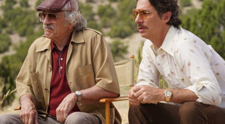 Imagen de La Última Gran Estafa, con Robert de Niro y Morgan Freeman, llegará a España de la mano de Vértice