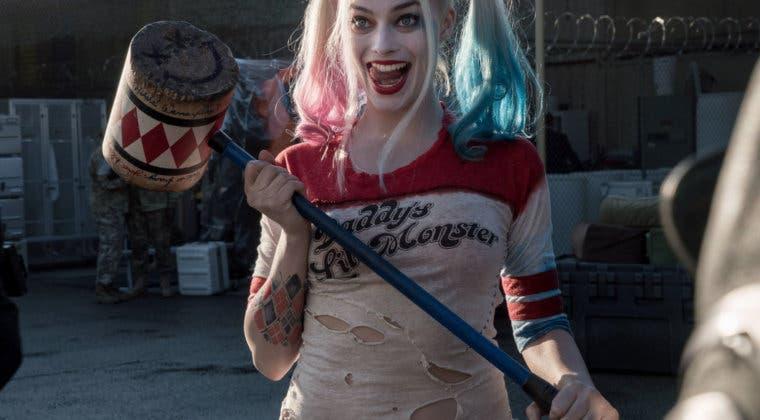 Imagen de Margot Robbie quiere ver el Ayer Cut del Escuadrón Suicida