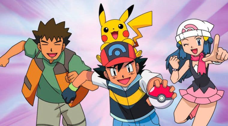Imagen de Resumen del anime de Pokémon: Aventuras por Sinnoh