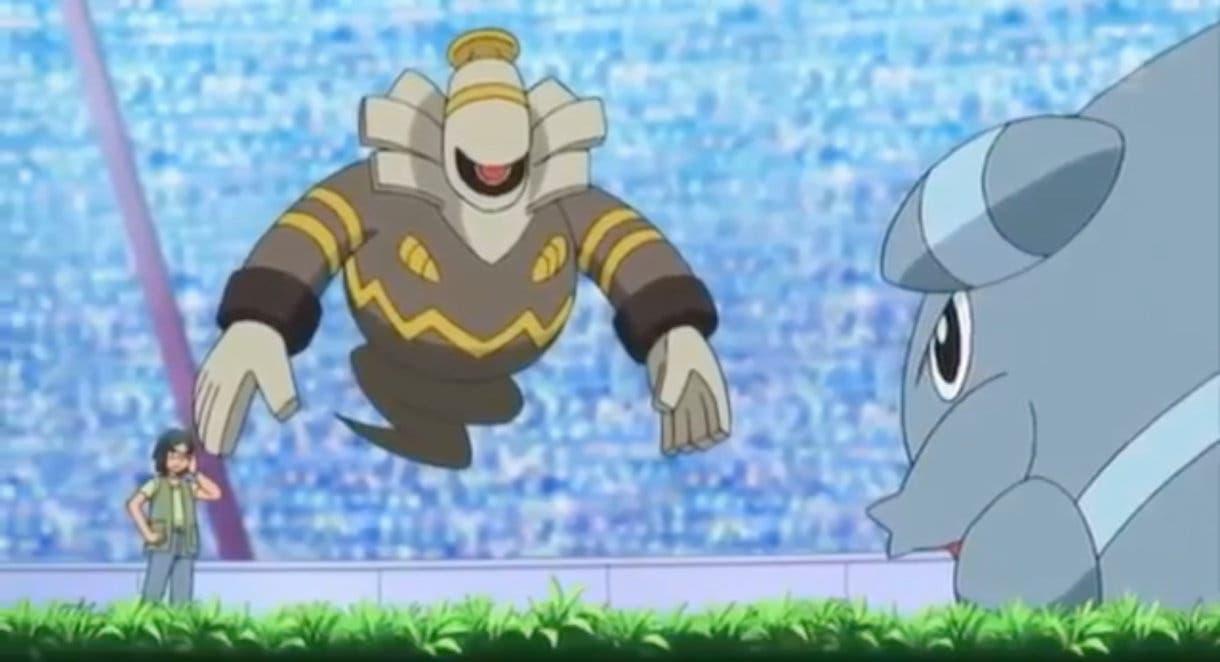 Anime de Pokémon Ash vs Conway