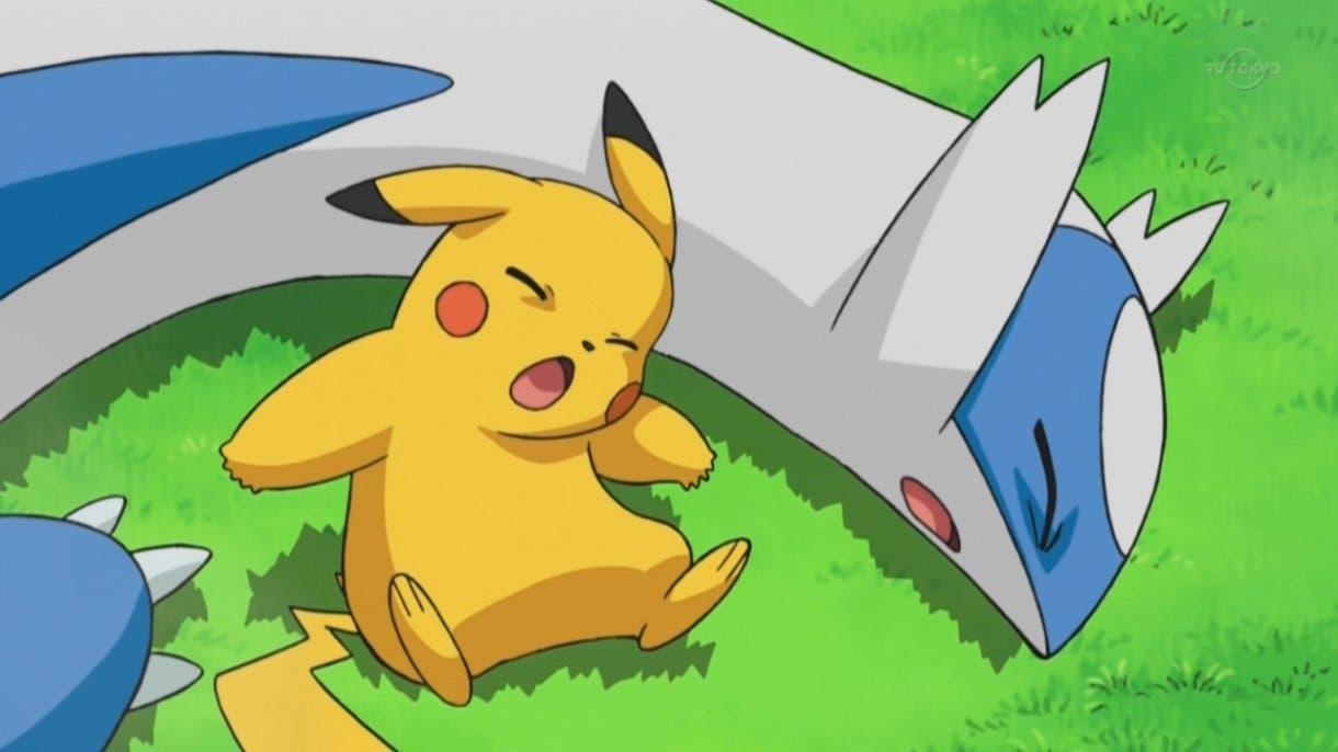 Anime de Pokémon empate entre Pikachu y Latios