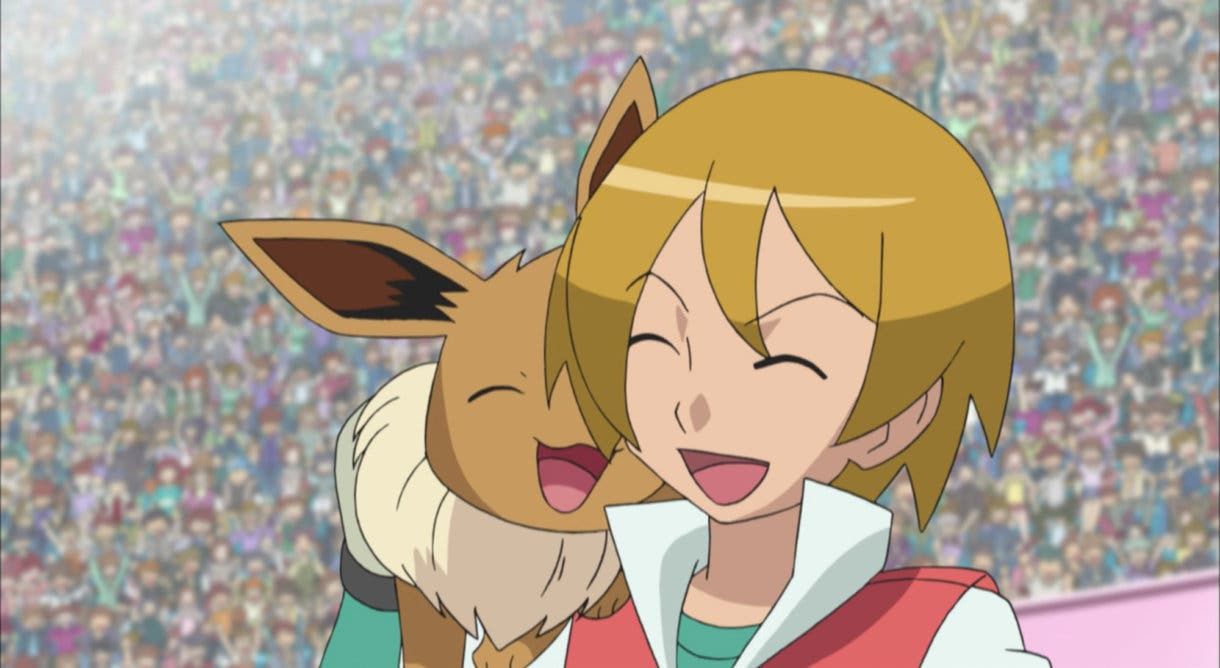 Anime de Pokemon Virgil