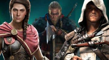Imagen de Los mejores juegos de Assassin's Creed ordenados de peor a mejor ¿Con cuál te quedas?