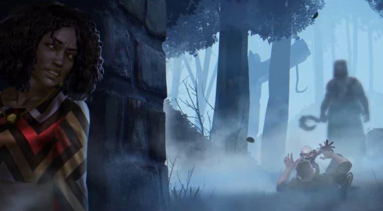 Imagen de Dead by Daylight presenta a su nuevo Asesino y Superviviente en un tráiler
