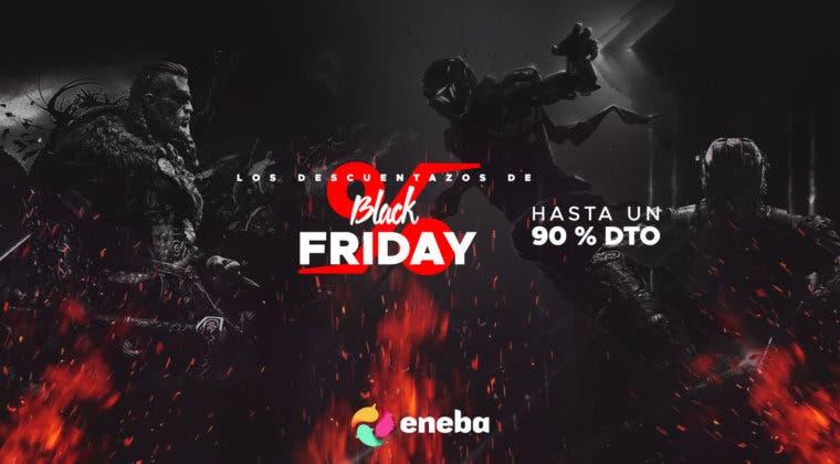 Imagen de Las 35 mejores ofertas para Black Friday de Eneba