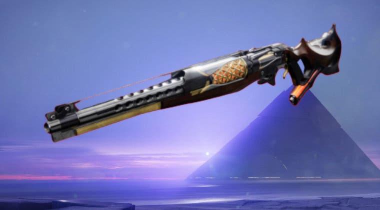 Imagen de Destiny 2: Cómo conseguir la escopeta exótica Dualidad