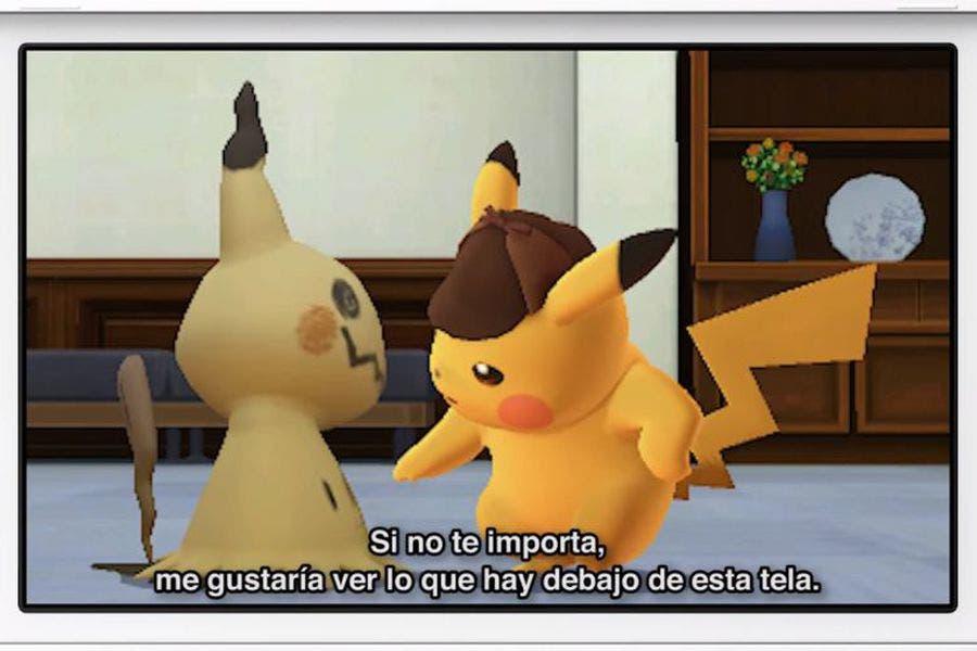 Detective Pikachu Mimikyu