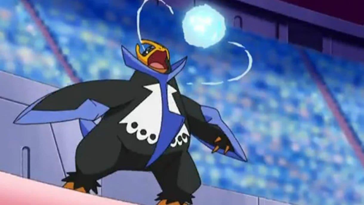 Empoleon Pokemon inicial