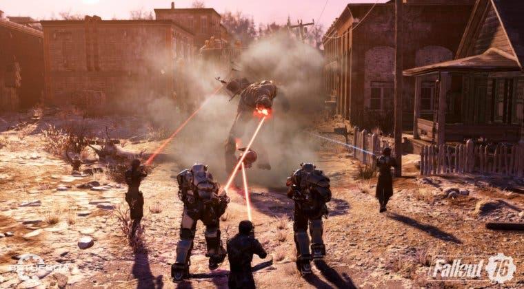 Imagen de Amanecer de Acero, la nueva expansión de Fallout 76, sorprende y ya está disponible
