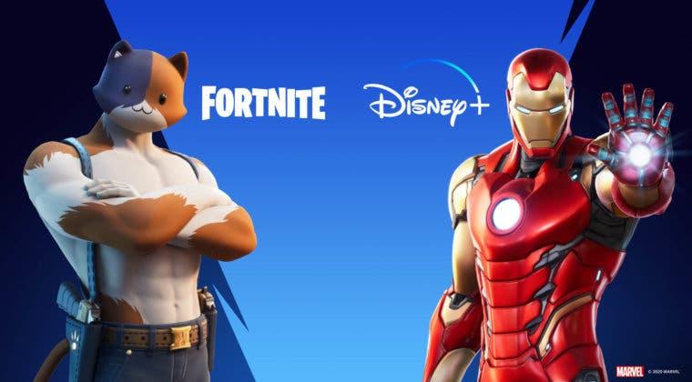 Imagen de Fortnite: cómo conseguir dos meses gratis de Disney Plus en España