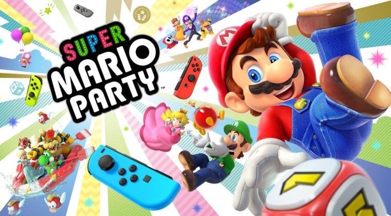 Imagen de Super Mario Party se actualiza para añadir online a varios de sus modos de juego