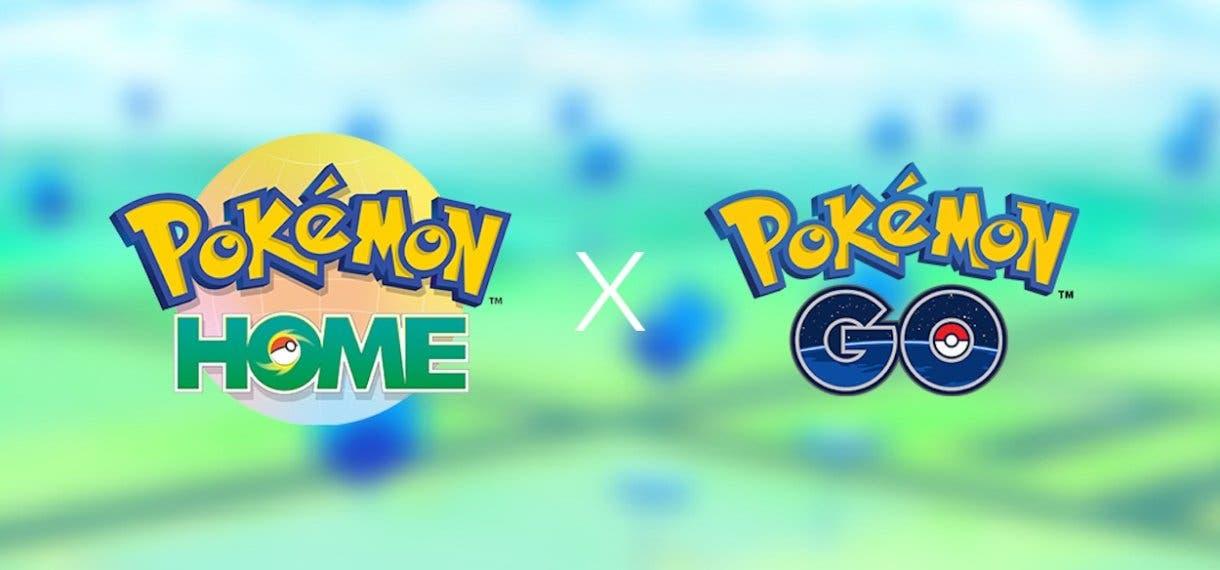 Pokemon GO conexion Pokemon HOME