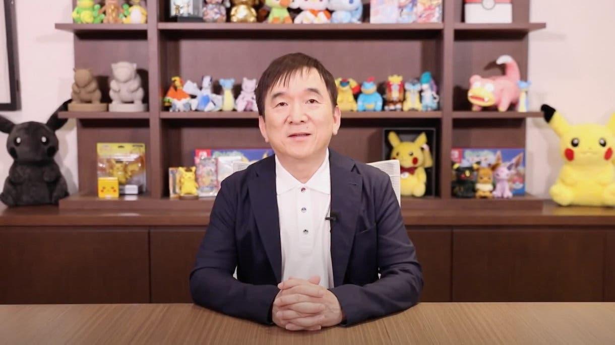 Pokemon Presents Tsunekazu Ishihara