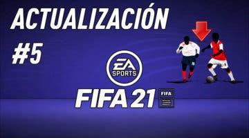 Imagen de FIFA 21: estas son las novedades de la actualización #5