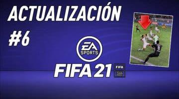 Imagen de FIFA 21: estas son las novedades de la actualización #6