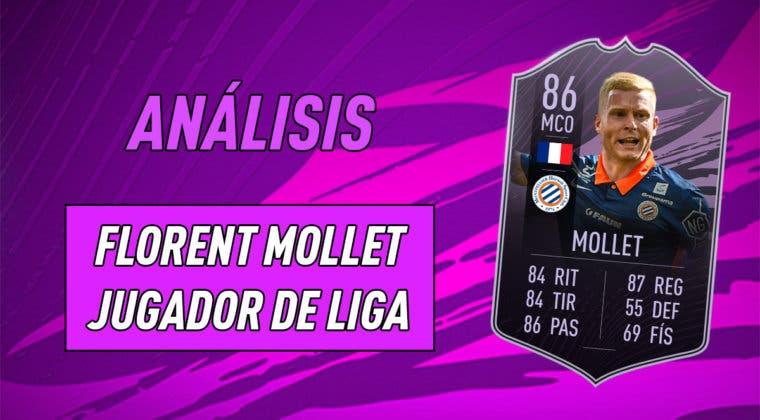 Imagen de FIFA 21: análisis de Mollet Jugador de Liga, la nueva carta free to play