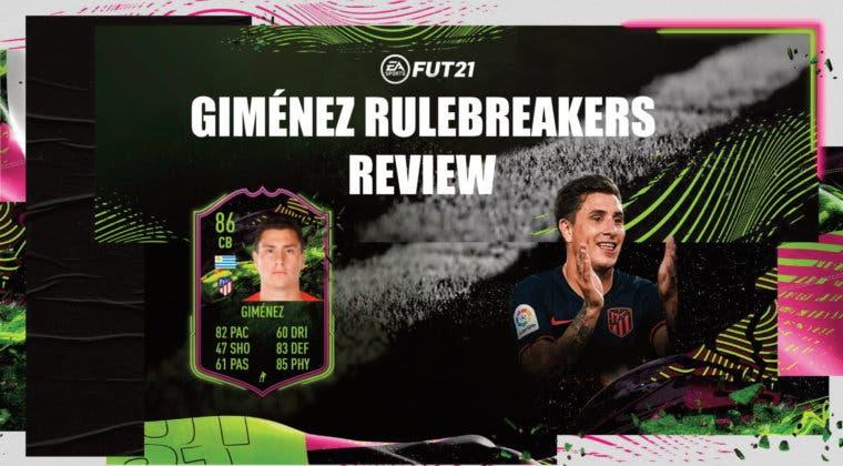 Imagen de FIFA 21: review de Giménez Rulebreakers