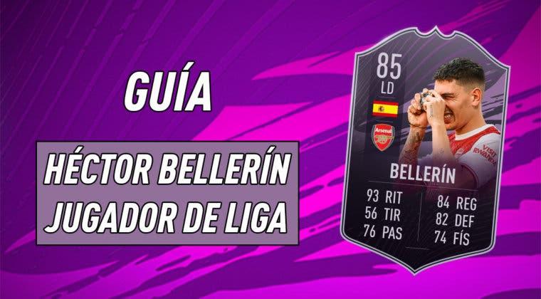Imagen de FIFA 21: guía para conseguir a Héctor Bellerín Jugador de Liga