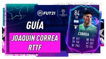 Imagen de FIFA 21: guía para conseguir a Joaquín Correa RTTF