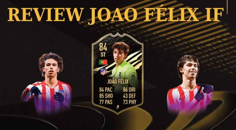 Imagen de FIFA 21: review de Joao Félix IF