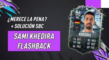 Imagen de FIFA 21: ¿Merece la pena Sami Khedira Flashback? + Solución de su SBC