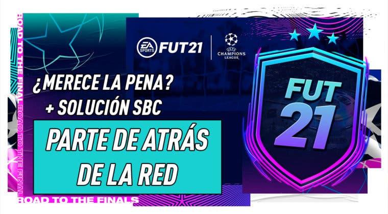 """Imagen de FIFA 21: ¿Merece la pena el SBC """"Parte de atrás de la red""""?"""