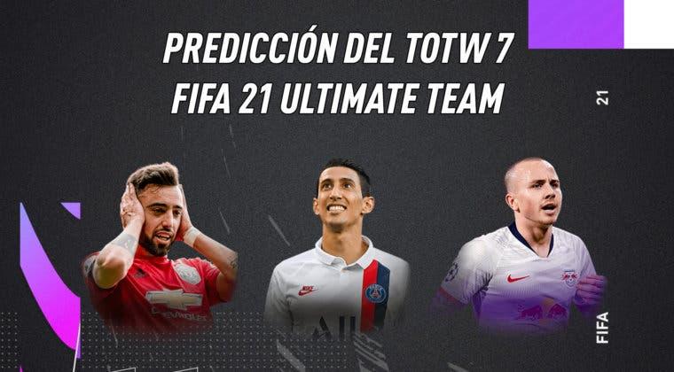 Imagen de FIFA 21: predicción del Equipo de la Semana (TOTW) 7