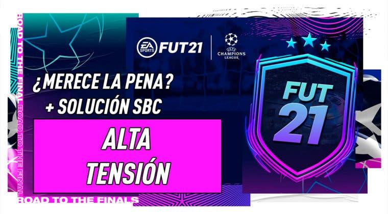 """Imagen de FIFA 21: ¿Merece la pena el SBC """"Alta tensión""""?"""