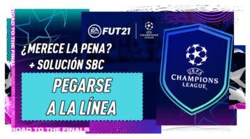 "Imagen de FIFA 21: ¿Merece la pena el SBC ""Pegarse a la línea""?"
