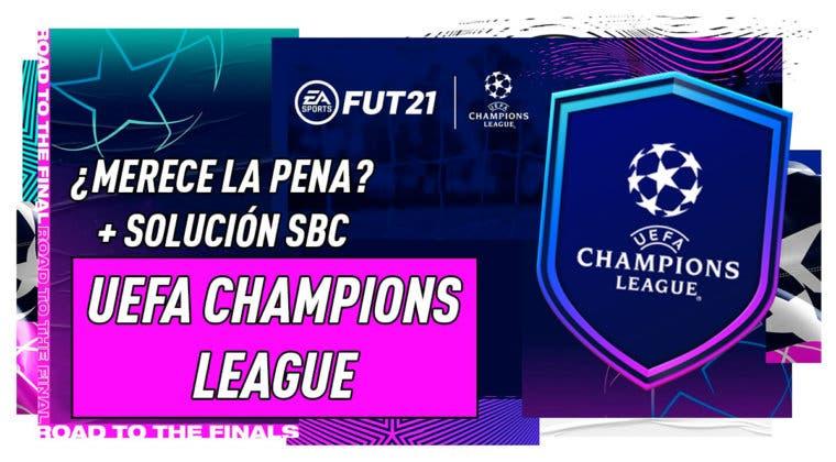 """Imagen de FIFA 21: ¿Merece la pena el SBC """"UEFA Champions League""""? 31-12-2020"""