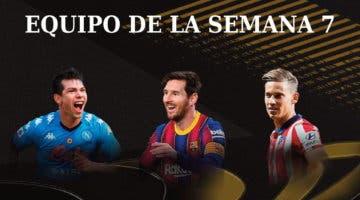 Imagen de FIFA 21: Leo Messi IF lidera el TOTW 7