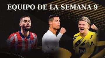 Imagen de FIFA 21: Cristiano Ronaldo encabeza el TOTW 9